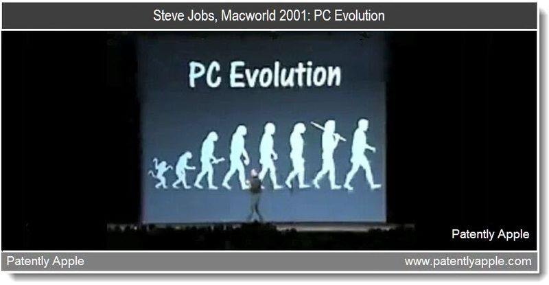 2 - Steve Jobs, Macworld 2001 - PC Evolution