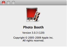 6 - Apple's Photo Booth Specimen (for OS X application), July 2011, Patently Apple
