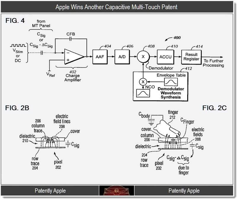 2 - Apple, Multi-Touch Patent, 09.11.11