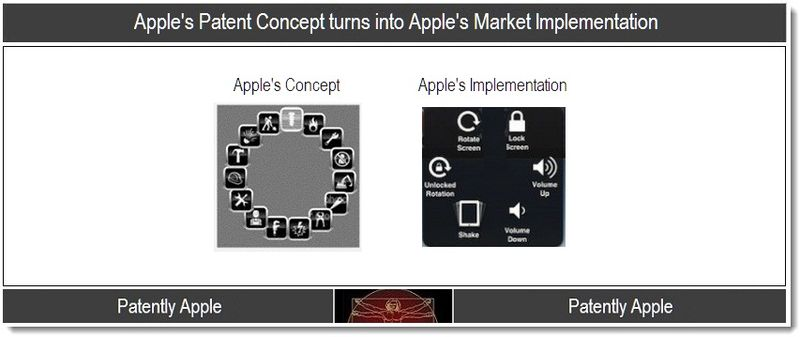 3 - Apple's patent concept to implementation, oct 2011