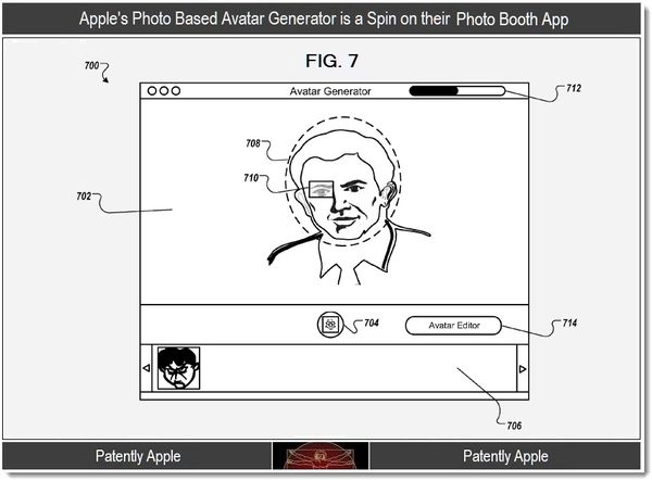 Apple Cleverly Reinventing Emoticons & Dreaming of 3D Avatars