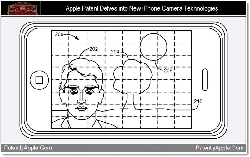 1 - Apple Patent Delves into New iPhone Camera Technologies