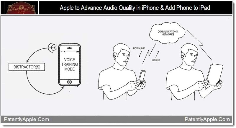 1 - Apple to Advance Audio Quality in iPhone & Add Phone to iPad