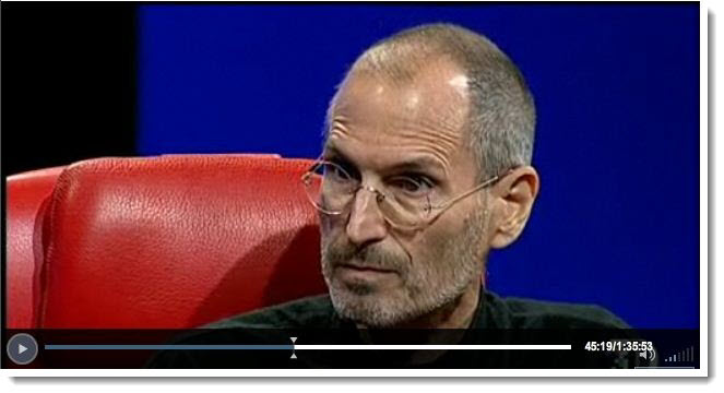 3 - Steve Jobs D8 2010 - The Post-PC Era 1