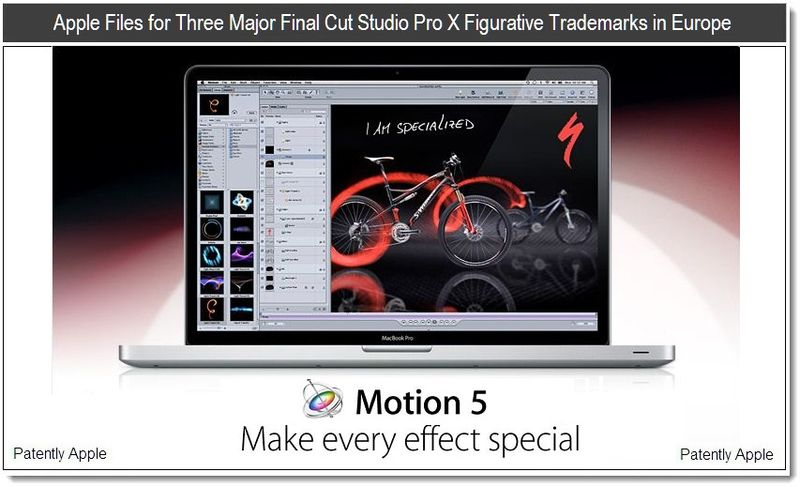 1 - Apple Files for Three Major Final Cut Pro X Figurative Trademarks in Europe - June 21, 2011