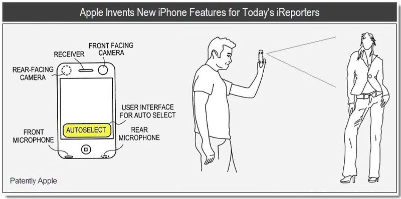 1 - Apple Invents new iPhone Features for Today's iReporters
