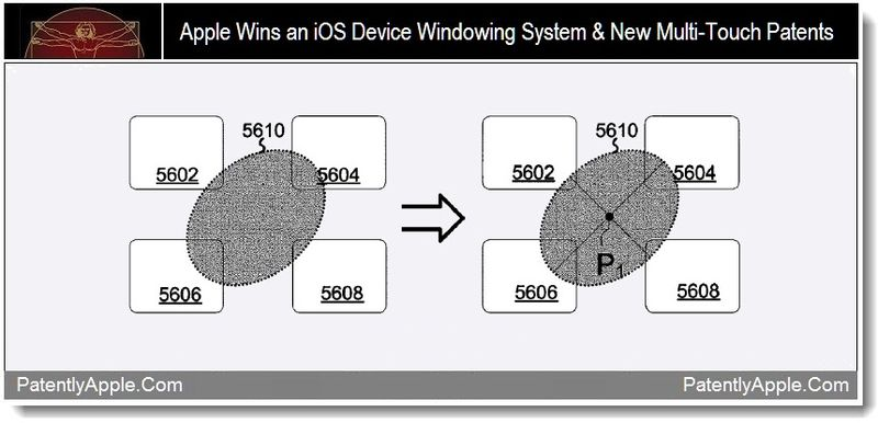 1 - Apple Wins an iOS Device Windowing System & New Multi-Touch Patents, Sept 2011, Patently Apple