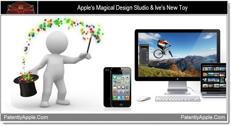 1 - Apple's Magical Design Studio & Ive's New Toy