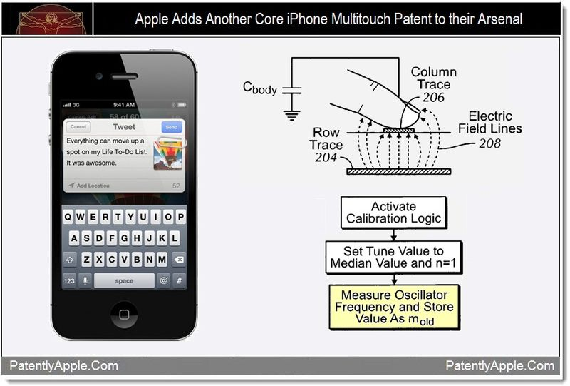 1 - Apple, core multitouch patent 2011