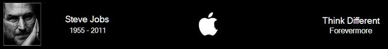 TZ - STEVE JOBS - Think Different Forevermore