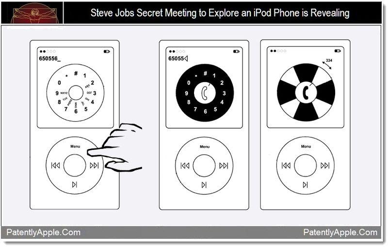 1 - Steve Jobs Secret Meeting to Explore an iPod Phone is Revealing