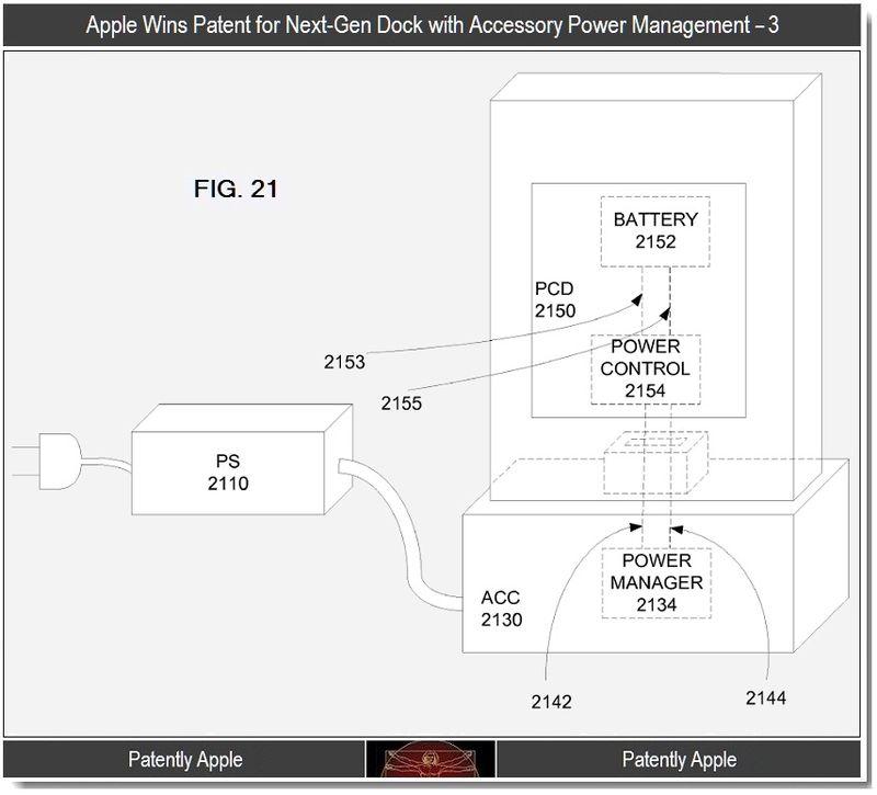 4 - Apple patent - next gen dock + accessory power management - 3