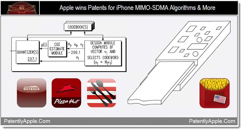 1 - Cover, Apple wins iPnone MIMO-SDMA Algorithms & More