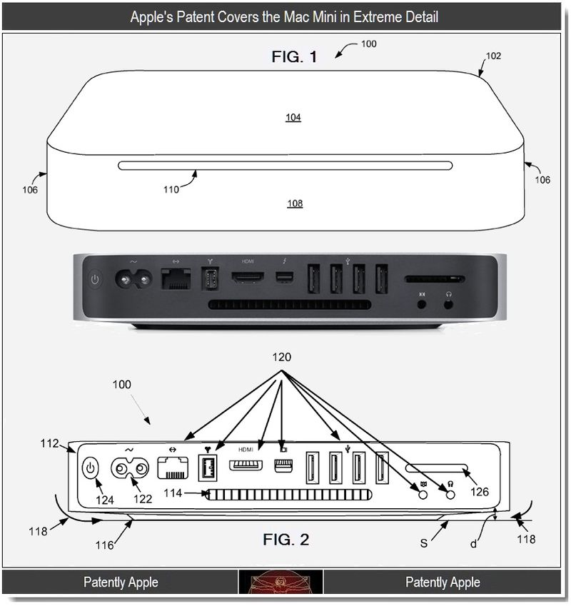 2 - Apple's Mac Mini Patent in Extreme Detail - 1