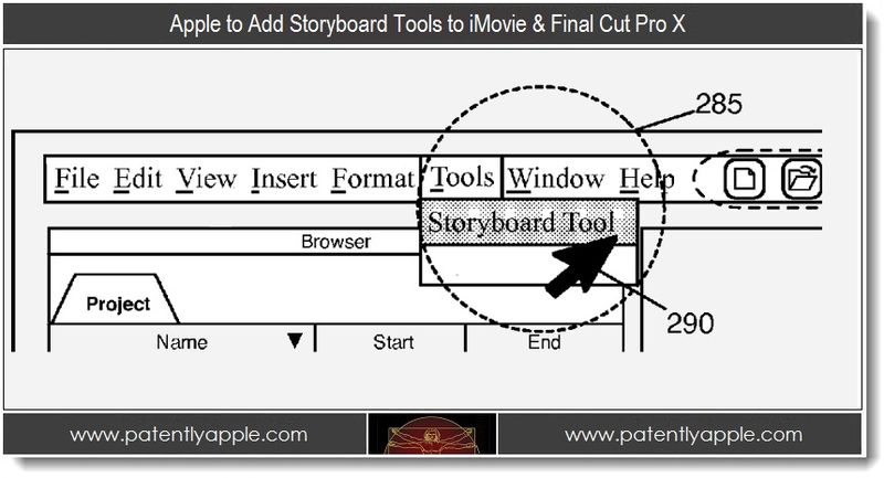 1 - Apple to Add Storyboard Tools to iMove & Final Cut Pro X