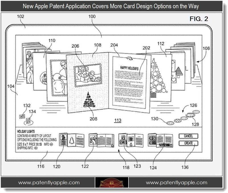 4 - Apple patent, more card design options on the way