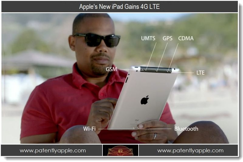 9 - Apple's New iPad Gains 4G LTE