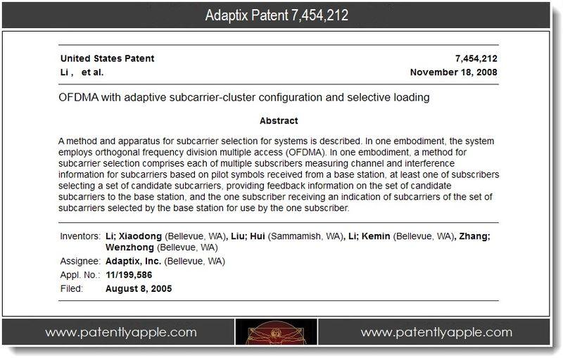 2 - apdaptx patent 7,454,212