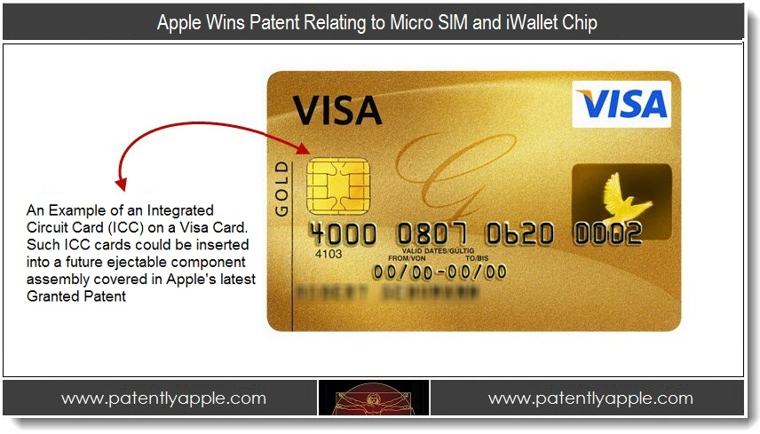 Apple wins patent relating to nano sim and iwallet chip patently apple 1 apple wins patent relating to micro sim and iwallet chip altavistaventures Images