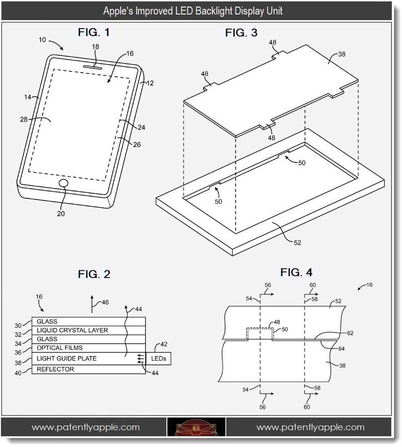 2 - Apple's Improved LED Backlight Display Unit