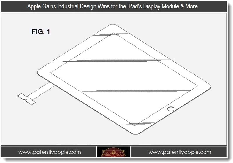 6. Apple Gains Industrial Design Wins for the iPad's Display Module & More