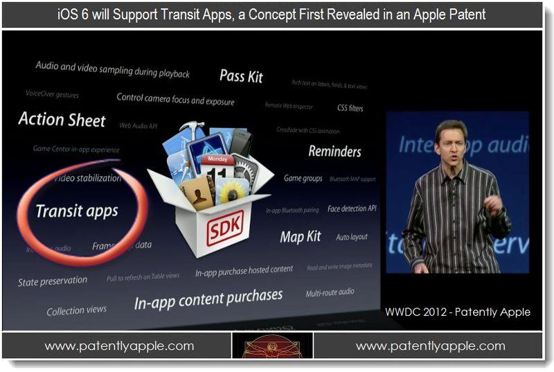 7. Transit Apps