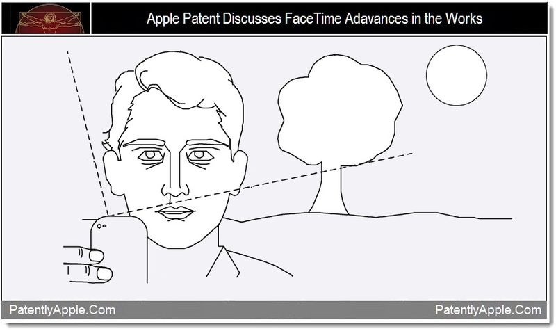 1 - Cover - Apple patent, improvement to FaceTime in the works
