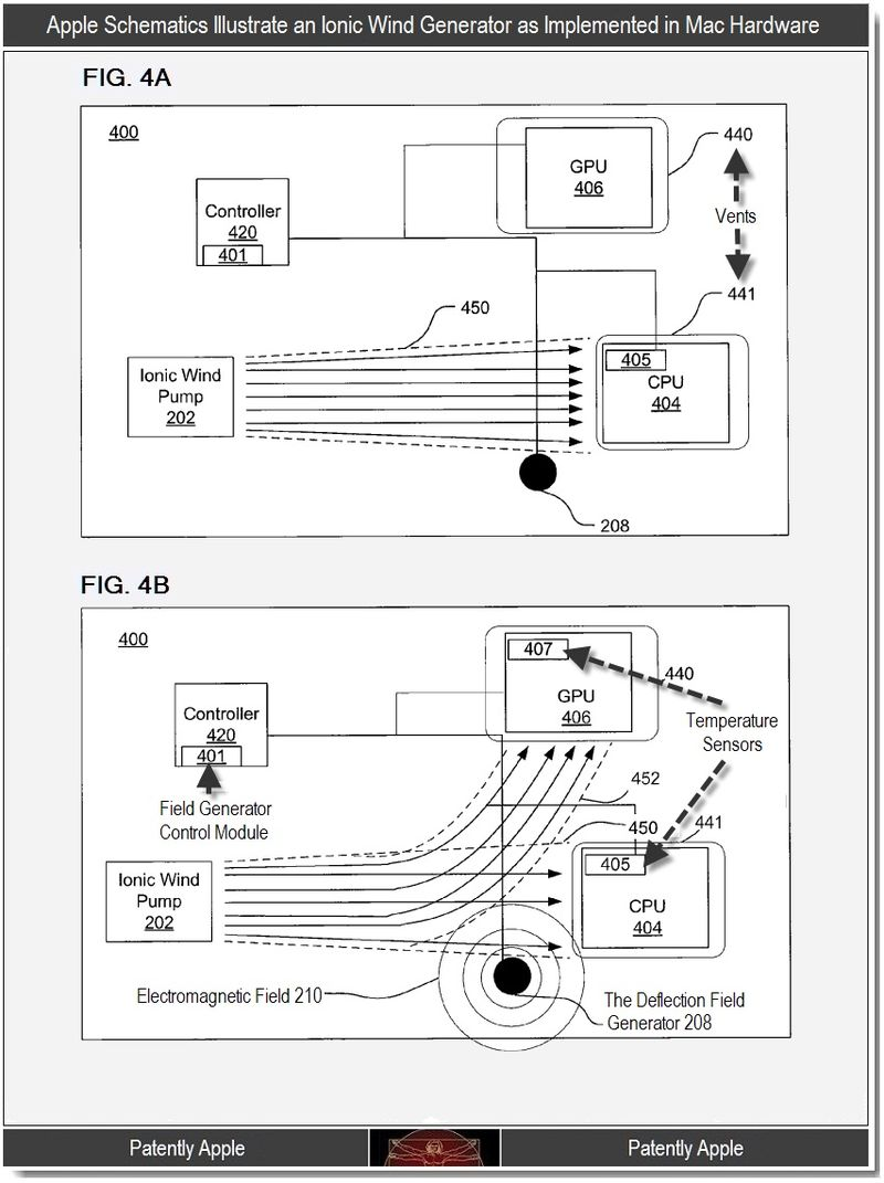 3 - schematics of an Ionic Wind Generator for Mac Hardware