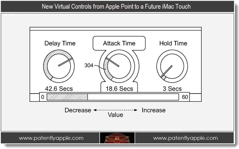 1 - New Virtual Controls from Apple Point to a  Future iMac Touch