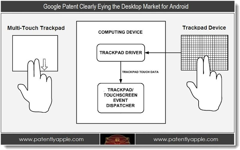 1 - Google is Clearly Eying the Desktop Market in New Patent