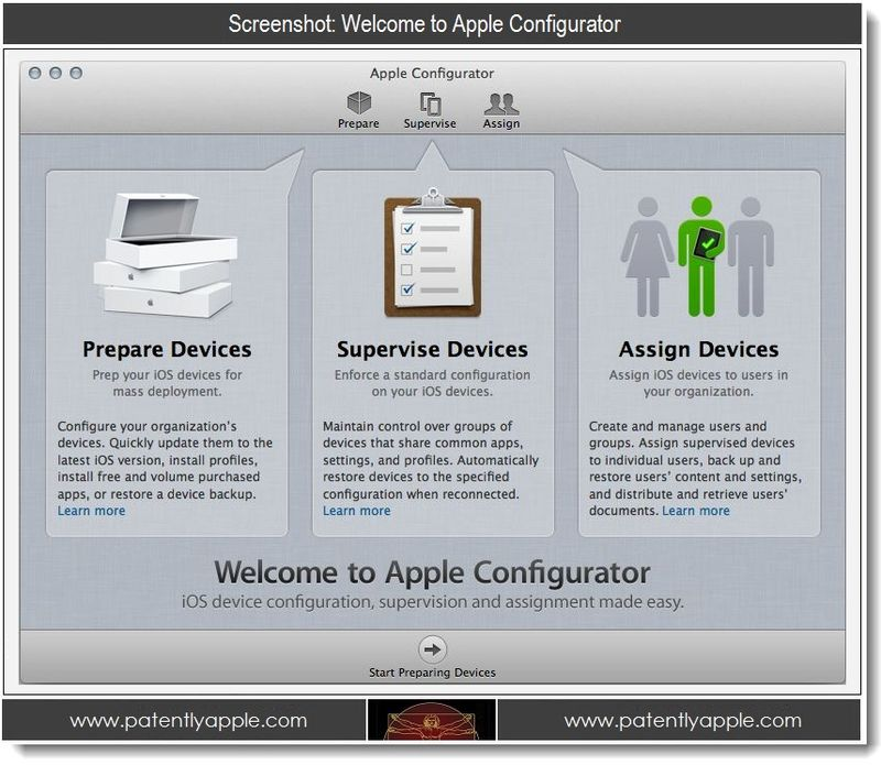 3 - Welcome to Apple Configurator