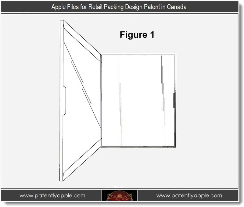 6 - Apple Files for Retail Packaging Design Patent in Canada