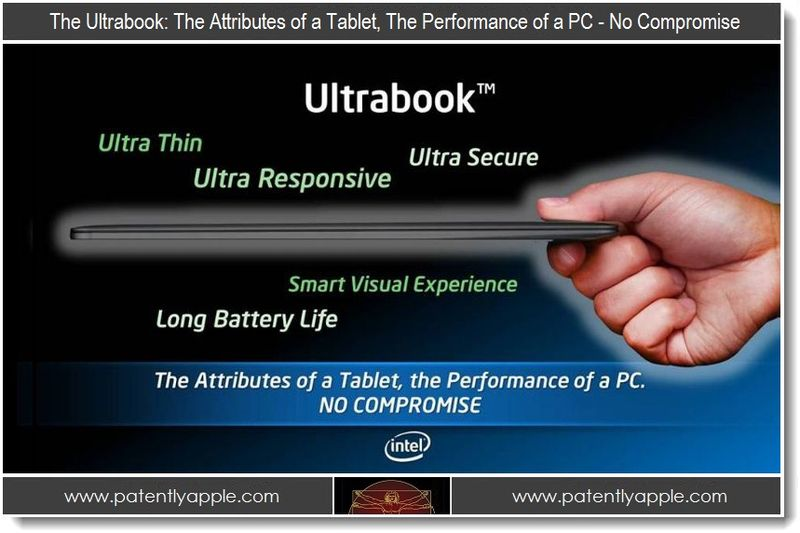 3 - Ultrabook - The Attributes of a Tablet, The Performance of a PC - No Compromise