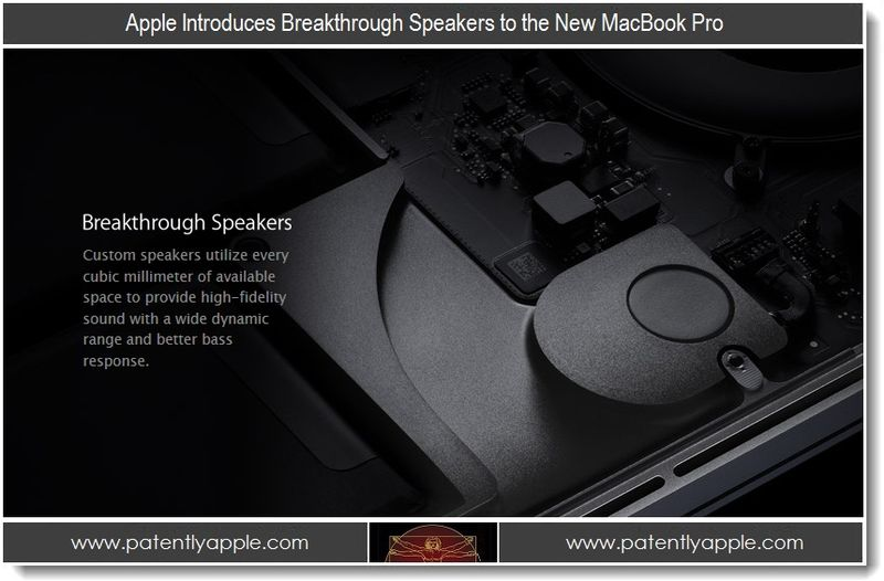 13. Apple Introduces Breakthrough Speakers to the new MacBook Pro