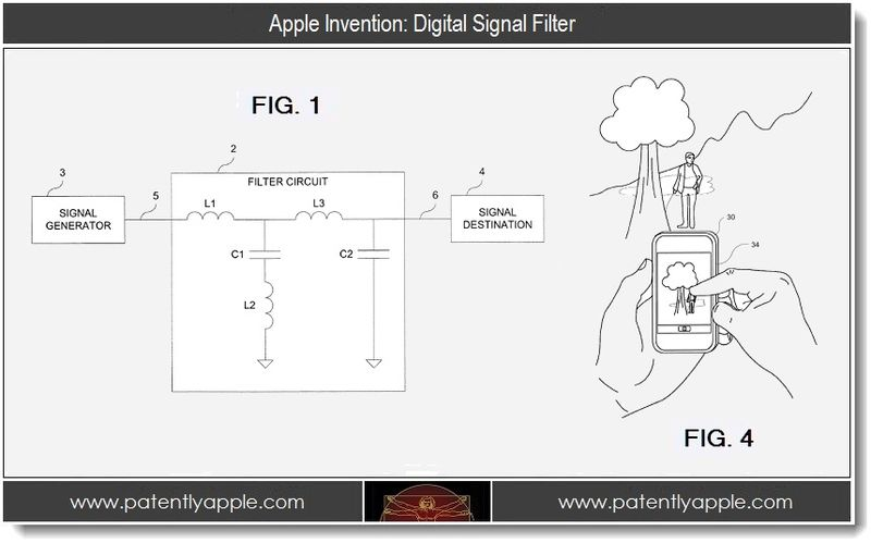 2 - Apple invention - digital signal filter