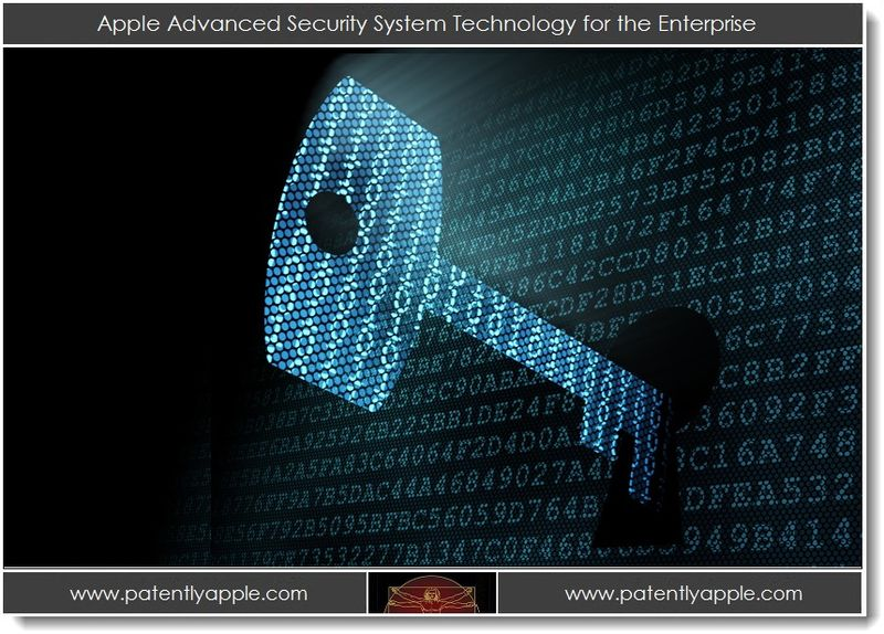 1. Apple Advances Security System Technology for the Enterprise