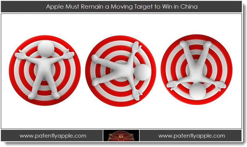 1. Apple Must Remain a Moving Target to Win in China