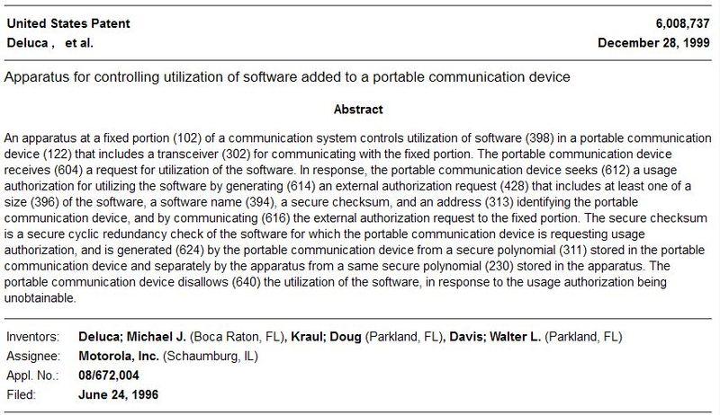 6 - patent 737