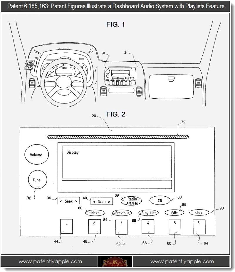 2 - Smart Audio, patent figures