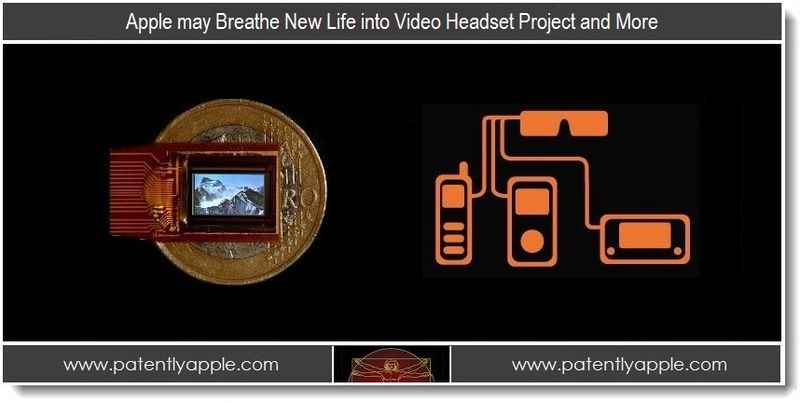 1 - Apple may breathe new life into video headset Project and More