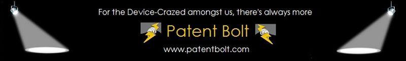 4 - Visit our New Patent Bolt Blog Promo