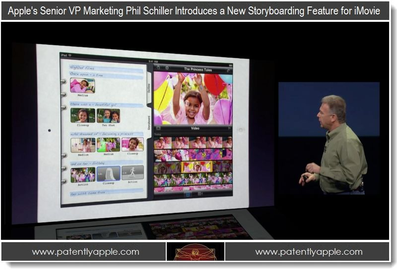2 - Apple intros new Storyboarding feature for iMovie