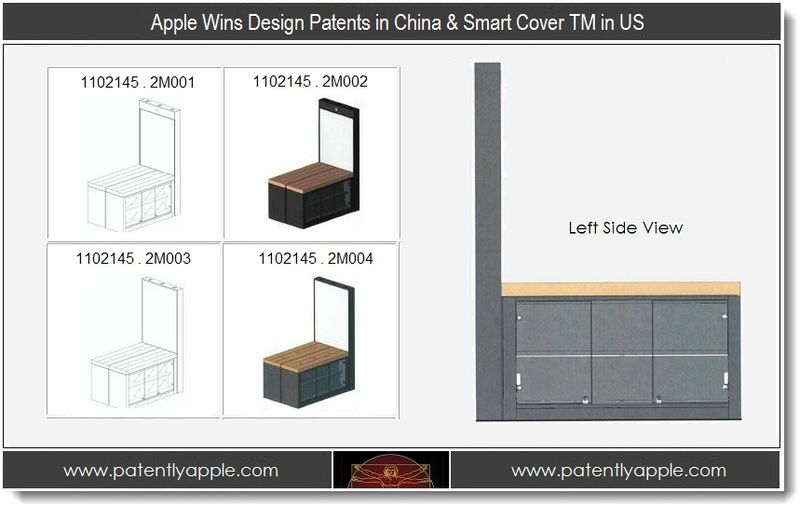 1. Apple is Granted Design Wins in China for Retail Display Units & More