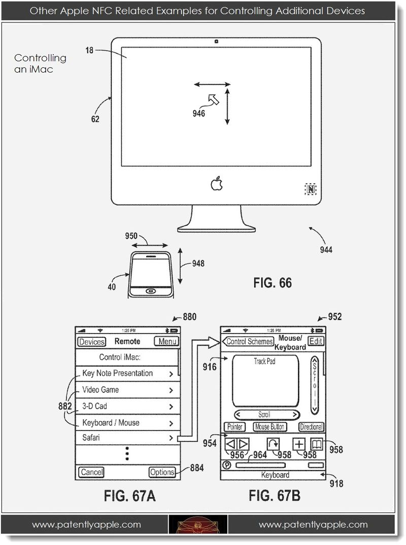 8. Other Apple NFC Related Examples for controlling additional devices - iMac