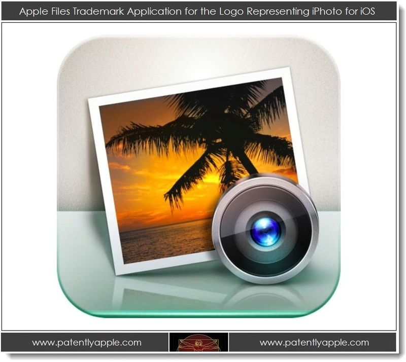 5. Apple files TM application for the iPhoto for iOS logo