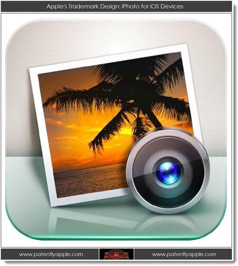 3. Apple's TM Design - iPhoto for iOS Devices