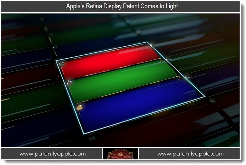 1. Apple's Retina Display Patent Comes to Light