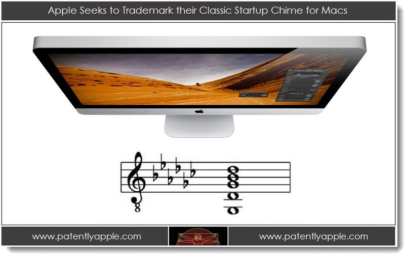 1. Apple Seeks to trademark their Classic Startup chime for Macs