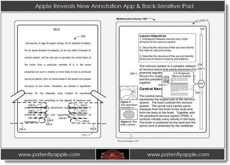 1. Apple Reveals New Annotation App & Back-Sensitive iPad