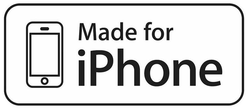 3. iphone logo - phone image being opposed